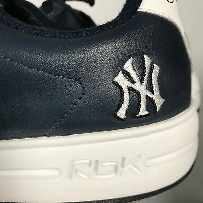 NEW YORK YANKEES G-Unit Genuine G6 Sneakers by Reebok RARITY-RARE! 5af86a304