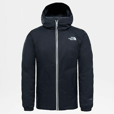 The North Face Quest Insulated Waterproof Hooded Men's Jacket NWT MSRP $199