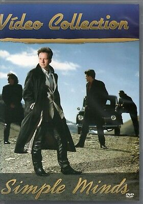 Simple Minds DVD Video Collection Brand New Sealed