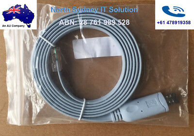 New USB Console Cable for HP Switches, Routers and others. Windows 10/8/7