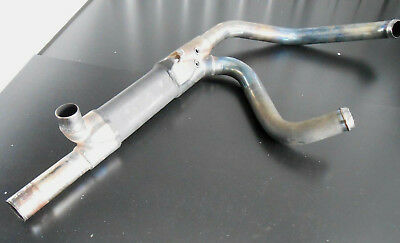 Harley Davidson No Catalyst 2010-2016 Touring Flht Flhx Header Pipe Decatted 1
