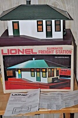 Toys & Hobbies Lionel Modern O 6-2133 Freight Station 579606