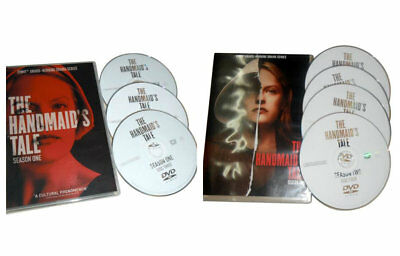The Handmaids Tale: Season 1 and 2 1st 2nd DvD SET