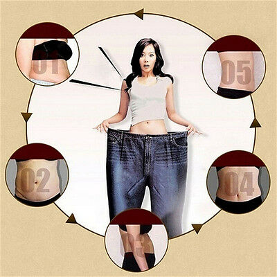 Weight Loss Fat Patch Pad Sheet Detox Adhesive Traditional Medicine Slim