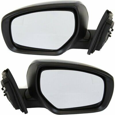 New Set of 2 Mirrors Driver & Passenger Side Heated MA1321174, MA1320174 Pair