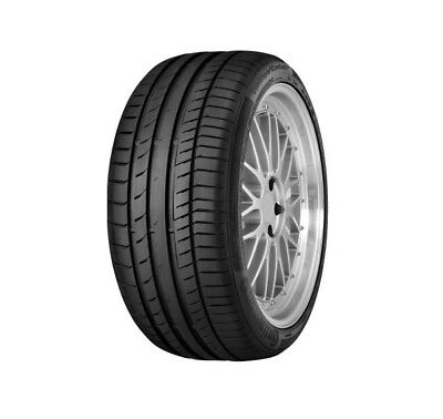 summer tyre 235/55 R18 100V CONTINENTAL ContiSportContact 5