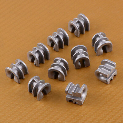 6Pcs Trimmer Head Eyelet Sleeve For Stihl 25-2 252 30-2 302 40-2 402 40-4 404 TW