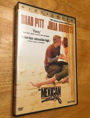 The Mexican (DVD, 2001) {Eng} - Widescreen