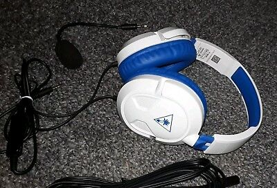 TURTLE BEACH RECON Weiß  Stereo Gaming Headset für PS4™ Pro