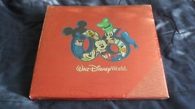 Walt Disney World Scrap Book - Mickey Mouse & Friends - 2006 - New & Sealed