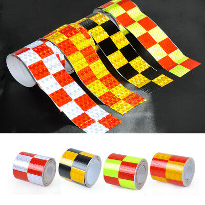 3m car Reflective Safety Warning Conspicuity Tape Marking Film Sticker Decal