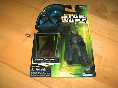 STAR WARS THE POWER OF THE FORCE / GARINDAN ( LONG SNOOT)  1997  OVP selten!!!!