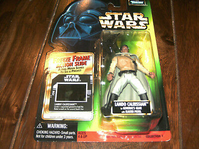 STAR WARS THE POWER OF THE FORCE / LANDO CALRISSIAN 1997  OVP selten!!