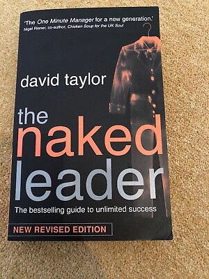 The Naked Leader by David Taylor (Paperback, 2003)