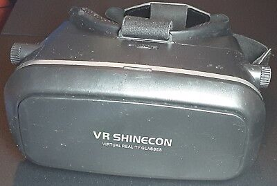 SHINECON Virtual Reality VR Headset 3D Glasses fr Android IOS Samsung HTC Huawei