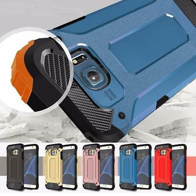 Hybrid Shockproof Rugged Armor Defender Case Cover For iPhone 7 6 Plus Smasung