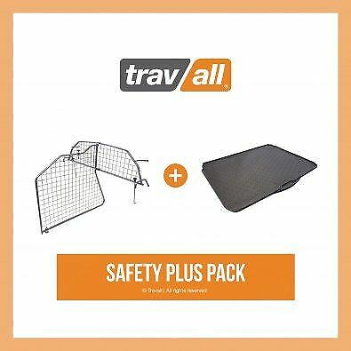Travall® Dog Guard /& Divider Opel // Vauxhall Insignia ST no sunroof 2008-17