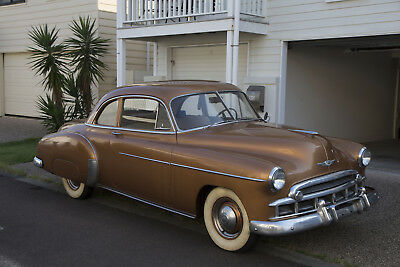 1949 Chevy Styleline Deluxe Coupe