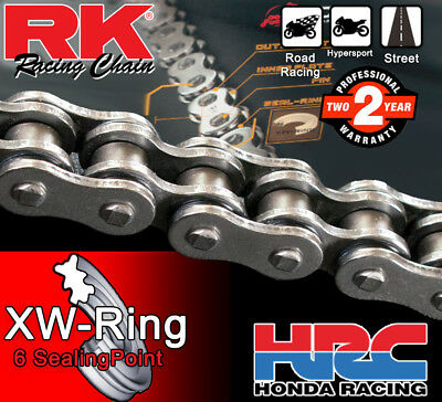 RK Plain Steel  XW-Ring  Drive Chain 530 P - 120 L for Yamaha YZF-R1