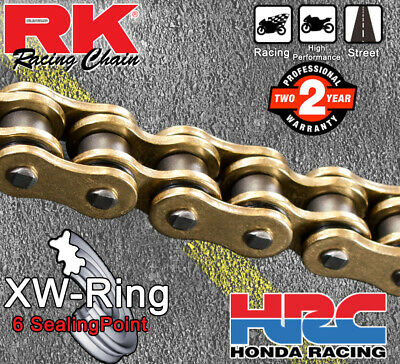 RK Gold  XW-Ring  Drive Chain 530 P - 120 L for Yamaha YZF-R1