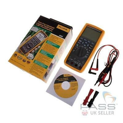 Genuine Fluke 289/EUR True-rms Industrial Logging Multimeter / UK Stock
