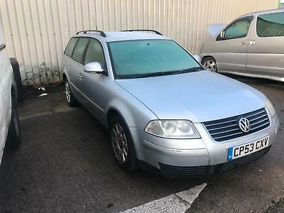 Volkswagen Passat Estate  1.9TDI PD ( 130bhp )Highline for Spare or Repair