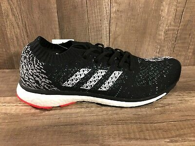 ADIDAS MENS SZ 8 Adizero Prime Boost LTD Core Black White