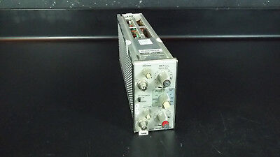 Tektronix Dual Trace Amplifier Plug-in for 7000 Series Oscilloscope 7A18
