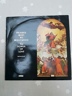 "Frankie Goes To Hollywood  The Power Of Love  7"" Vinyl Single  Envelope Sleeve"