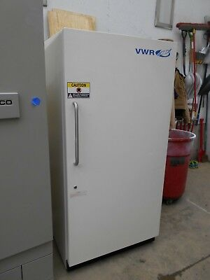 Vwr Scbmf-3020 30 Cu-Ft -20º C Manual Defrost Laboratory Freezer