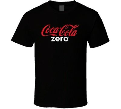 Coca Cola Zero Cool Popular Food Drink Restaurant Brand Logo Gift T Shirt