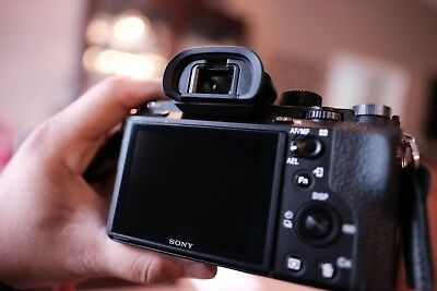 Sony Alpha a7R II 42.4MP Digital Camera - Black (Body Only)