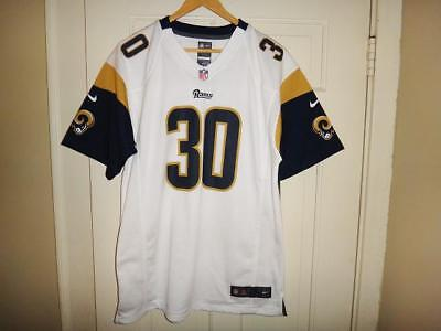 7ca07b9aa TODD GURLEY LOS Angeles Rams YOUTH MID TIER NFL Jersey - Navy ...