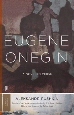 Pushkin Aleksandr/ Nabokov ...-Eugene Onegin BOOK NEW