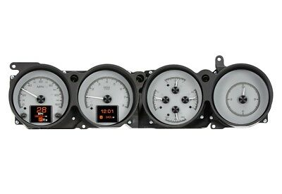 Dakota Digital 70-74 Challenger Cuda Rallye Dash Analog Gauge Kit HDX-70D-CLG-S