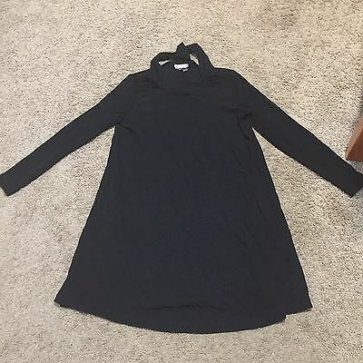 Mother's Work Maternity Black Dress - Size Small