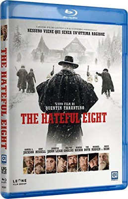 The Hateful Eight Blu-Ray NEW