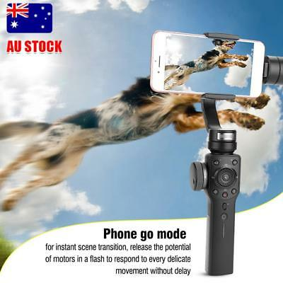 Zhiyun Smooth 4 3-Axis Handheld Smartphone Gimbal Stabilizer for Smart Phone New