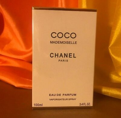 dabab511 CHANEL COCO MADEMOISELLE 3.4 oz EDP Perfume For Women Brand New In Box