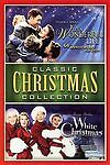 Classic Christmas Collection It's a Wonderful Life / White Christmas - NEW
