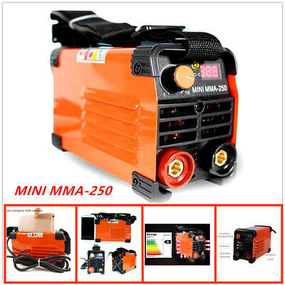 Welding Good 1xhandheld Mini Mma Electric Welder 220v Power Inverter Arc Welding Machine Tool