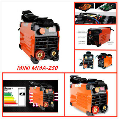 Ebay Motors Good 1xhandheld Mini Mma Electric Welder 220v Power Inverter Arc Welding Machine Tool