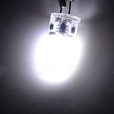 Dimmable LED G4 Lampara con 12leds COB 9W AC / DC12V sustituir lámparas OE