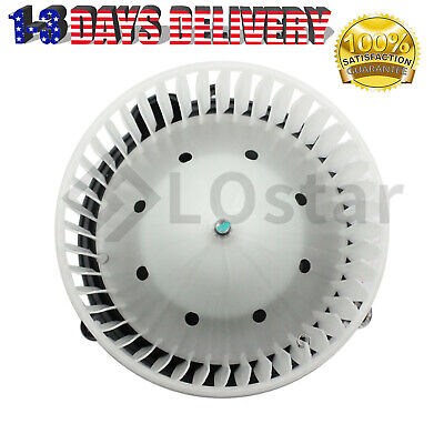 Heater Blower Motor w/ Fan Cage Fits Ford Lincoln Expedition F150 Pickup Truck