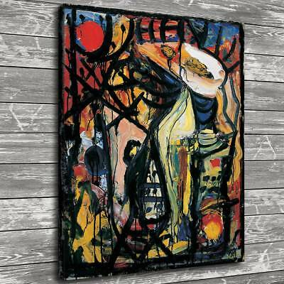 Abstract HD Canvas print Painting Home Decor Picture Room Wall art Picture 06495
