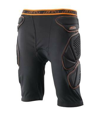 KTM Mens Protective Riding Under Shorts Black Orange New RRP £69.96!!
