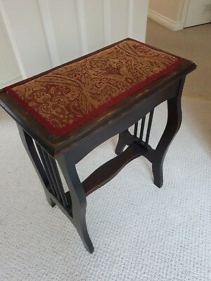 Antique piano stool or seat
