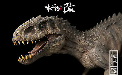 Dinosaur Fanatic Movie Series Bereserker Rex 1/35 Scale Figure Model Toy