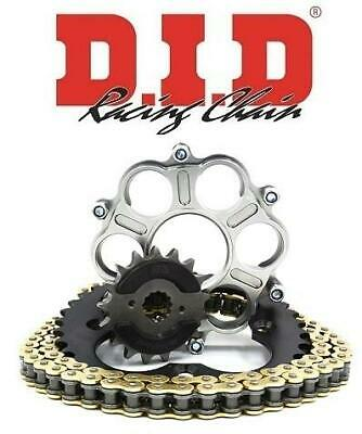 Ducati 1098 / 1098 S / R (525 PCD) 07-09 DID & JT Quiet Chain And Sprocket Kit