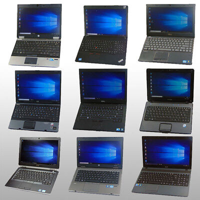 FAST CHEAP Wi-Fi WINDOWS 10 LAPTOP INTEL CORE i3/i5 4GB/8GB RAM 320GB/500GB HDD
